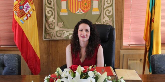 Bienvenida de la Alcaldesa